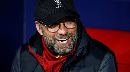 """Čempionų lyga: Madrido """"Atletico"""" – """"Liverpool"""""""