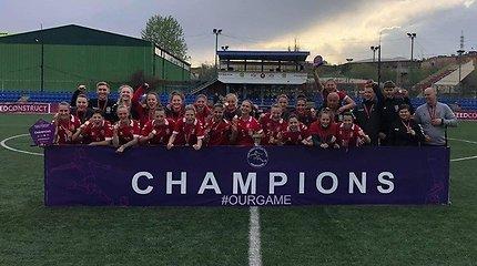 Draugiškame turnyre – Lietuvos moterų rinktinės triumfas