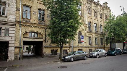 Pastatas, kuriame įsikūręs Vaidilos teatras
