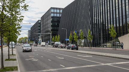 """""""Hanner"""" skelbia architektūros konkursą naujam verslo centrui buvusioje """"Žalgirio"""" stadiono teritorijoje"""