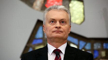 G.Nausėda žada vertindamas diplomatų darbą daug dėmesio skirti ekonominei diplomatijai