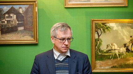 Alvydas Šlepikas: apie naujus eilėraščius, sėkmę užsienyje ir darbą serialuose