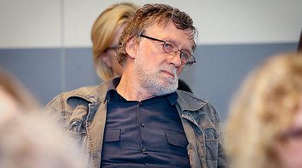 Iš pareigų traukiasi Rašytojų sąjungos pirmininkas Antanas A.Jonynas