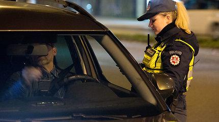 Vilniaus vairuotojai šiokiadieniais geria dar daugiau nei savaitgalį