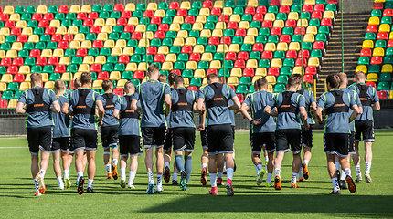 Kai Lietuva buvo visai šalia pasaulio futbolo čempionato: viltis užgesino ir teisėjo klaida