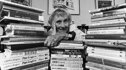 Rašytojo portretas: kuo įdomi ir išskirtinė Astrida Lindgren?