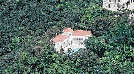 Už 446 mln. JAV dolerių parduotas namas Honkonge pretenduoja į rekordą