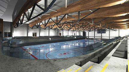 Kaunas ruošiasi ledo arenos statyboms: netrukus paaiškės konkurso laimėtojas