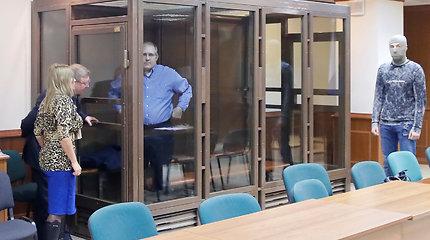 Amerikietis Paulas Whelanas Maskvos teisme