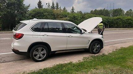 Klaipėdoje apvogtas BMW, nuostolis 17 000 eurų