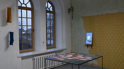 Naujos parodų erdvės