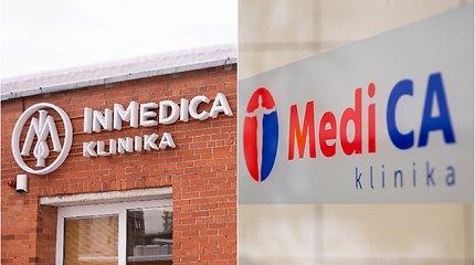 Privačios medicinos klinikos Lietuvoje koncentruojasi ir plečiasi, bet viešasis sektorius vis dar nusigriebia grietinėlę
