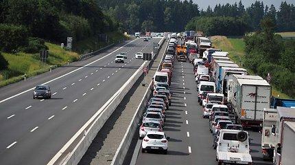 ES teismas nutarė, kad Vokietijos kelių rinkliavos yra neteisėtos