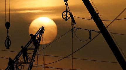 Seimas priėmė sinchronizacijos su kontinentinės Europos tinklais įstatymą