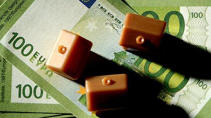 Eurostatas: Metinis būsto kainų augimas Lietuvoje – didesnis nei ES
