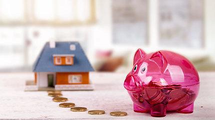 2018metų antrą ketvirtį būsto kainos kilo 7,4proc.