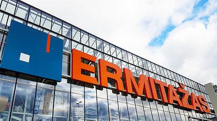 """""""Ermitažas"""" nubaustas už nesaugių stalų prekybą"""