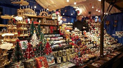 """Šeštadienį """"Didžioji kalėdinė Vilniaus mugė"""" – beveik 500 prekybininkų po vienu stogu"""