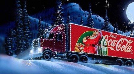 Kaip atsirado raudonai apsivilkęs Kalėdų Senelis?