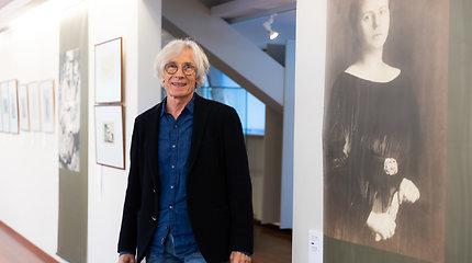 Samuelio Bako muziejuje – unikali ekspresionistės Cornelios Gurlitt paroda