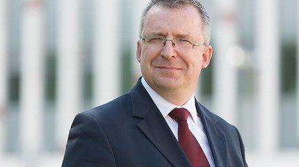 V.Nekrošius: nėra jokios priešlaikinių Seimo rinkimų galimybės
