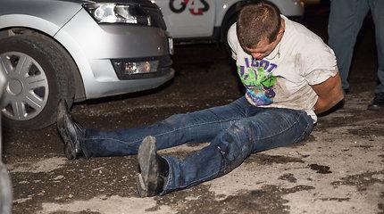 Naktis su Kauno policija: trijų brolių muštynės mieste