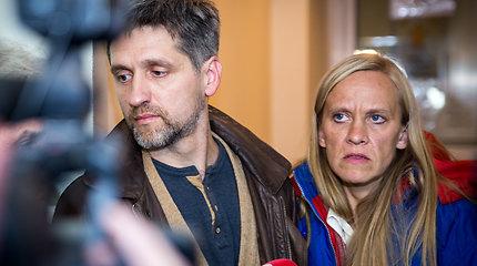 Kauno apygardos teismas: Kručinskų vaikams buvo kilusi grėsmė, jie paimti teisėtai