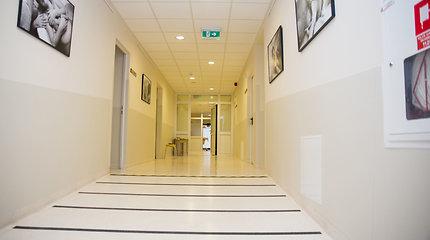 """Respublikinės Kauno ligoninės Akušerijos ir ginekologijos klinikos """"Krikščioniškieji gimdymo namai"""" atidarymas"""