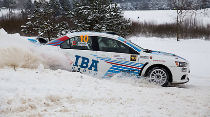 "Antra ""Winter rally"" diena"
