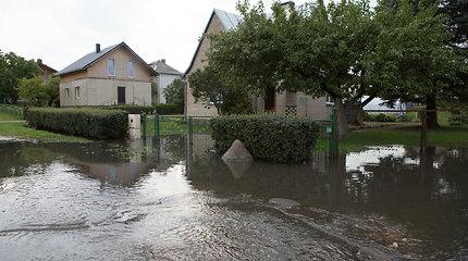 Garliavos gyventojus skandiną kanalizacijos vanduo