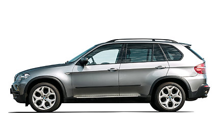 Auto Bild: antros kartos BMW X5