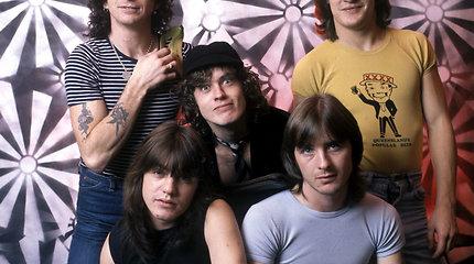 Malcolmas Youngas ir AC/DC