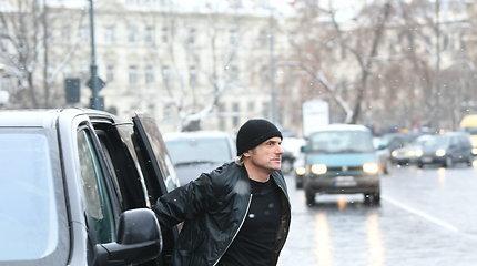 """Į Vilnių atvykę """"Depeche Mode"""" nariai apsistojo Vilniaus centre esančiame viešbutyje"""