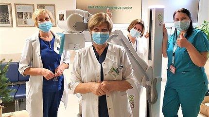 SBA dovanos Lietuvos ligoninėms