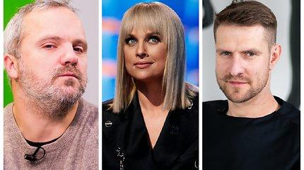 Testas: ar šie garsūs žmonės jau turi 40 metų ir galėtų dalyvauti prezidento rinkimuose?