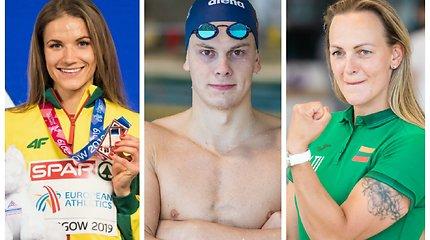 Testas: ar pažinsite šiuos 15 Lietuvos olimpiečių?