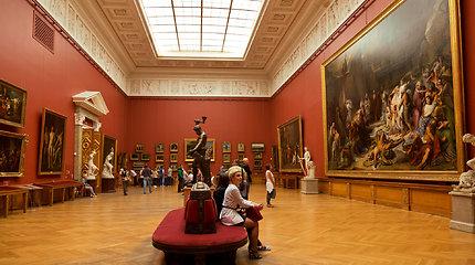 Kaip atrodo 10 pačių brangiausių pasaulio paveikslų?