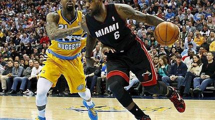 """NBA: """"Nuggets"""" – """"Heat"""""""