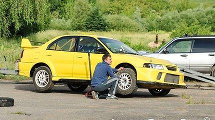 """Subaru Klubo"" ""Gravel Challenge"" pirmasis etapas"