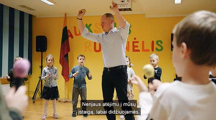 """Varėnos """"Žilvičio"""" vaikų lopšelis-darželis: kas džiugina mokytoją?"""