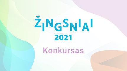 """Įkvepiančios """"Žingsniai 2021"""" istorijos – balsuokite ir išrinkite mėgstamiausias!"""