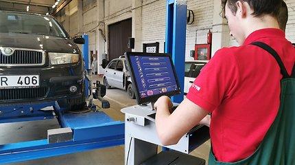 """Autoserviso direktorius: """"Šiais laikais būti """"garažiniu"""" automechaniku nebeužtenka net ir regione"""""""