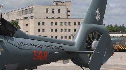 Teismas sustabdė 1 mln. eurų karinės oro bazės Šiauliuose tvoros statybos konkursą