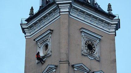 Smurtas Bažnyčios gatvėje: neblaivus nuomininkas Joniškyje talžė šeimininkę