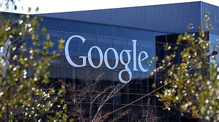 """Italijos konkurencijos prievaizdai pradėjo tyrimą dėl įtariamo """"Google"""" piktnaudžiavimo"""