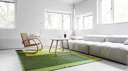 Minimalizmas Berlyne: būstas, išsiskiriantis unikalia dizaino koncepcija