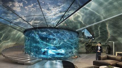 """""""Aston Martin"""" siūlys naują namų dizaino paslaugą"""