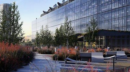 """""""Lords LB Asset Management"""" buvusių Rygos Spaudos rūmų planuoja verslo kvartalą"""