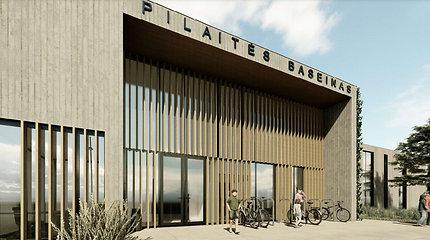 Sostinės Pilaitės rajone planuojamas 3–4 mln. eurų vertės baseinas