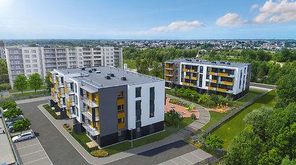 """""""Omberg"""" suplanavo ketvirtą """"Grigalaukio dominijos"""" etapą, kuriame – 150 naujų butų"""